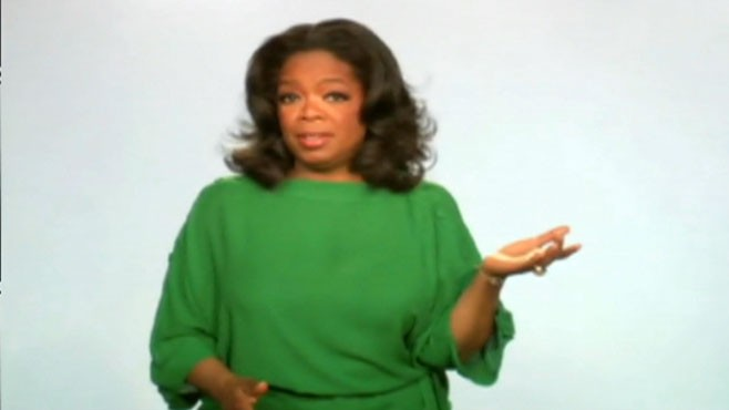 VIDEO: The Oprah Winfrey Network features a star-studded cast of characters.