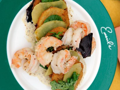 Shrimp GMA