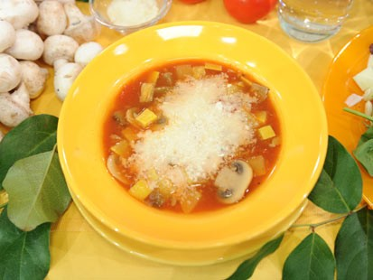 Valerie Bertinellis Tuscan Style Soup