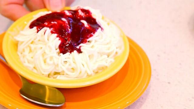 GMA VIDEO: The Italian gelato is a German desert.