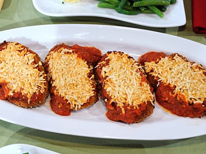 PHOTO: Vegan Chicken Parmesan
