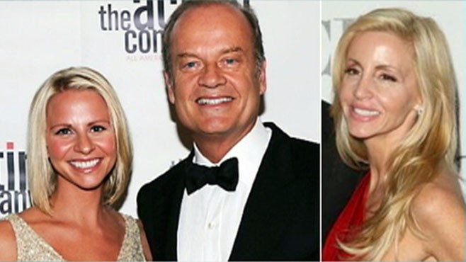 VIDEO: Camille Donatacci may get as much as $50 million in divorce settlement with Kelsey Grammer.