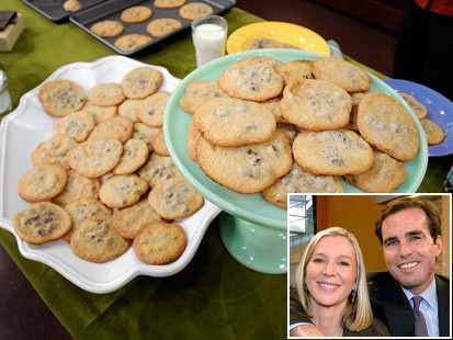 Bob Woodruff Shares a Family Tradition: Frannies Chocolate Chip Cookies