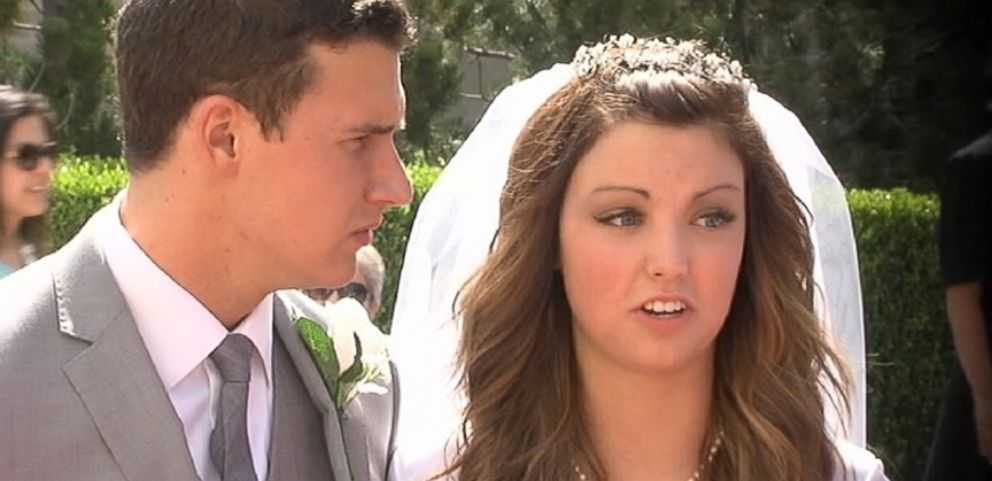 Two bridal shops, friends and family rushed to find another gown for the Utah bride to wear.