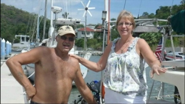 VIDEO: The family of Dave and Leiann Scee say theyre being held in Nicaragua.