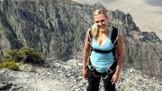 Amber Bellows, 28, fell approximately 2,000 feet in Zion National Park after her parachute failed to open.
