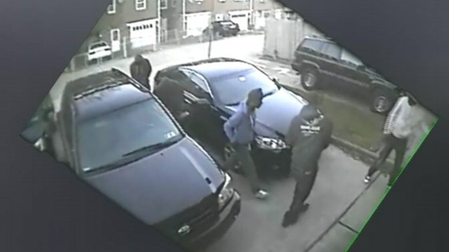 VIDEO: Philadelphia couple was ambushed at gunpoint in the driveway of their home.