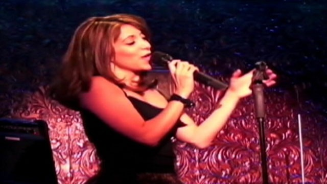 VIDEO: Christina Bianco summons Christina Aguilera, Celine Dion in cover of Total Eclipse of the Heart.