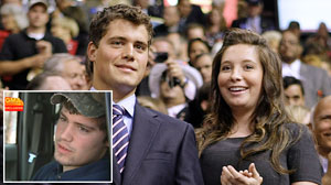 Levi Johnston, Father of Bristol Palins Child, Confirms Marriage Off; Reunion? Well See