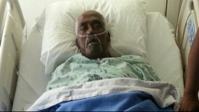 VIDEO: Walter Williams, 78, struggled inside of a body bag after being pronounced dead.