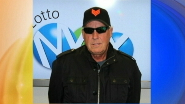 VIDEO: Tom Crist says hell give the largest lottery prize ever won in Calgary to cancer charities.