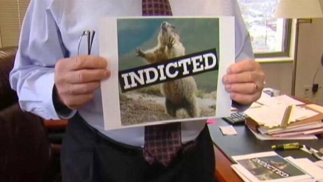 VIDEO: Ohio prosecutor is seeking the death penalty for the weather-predicting groundhog.
