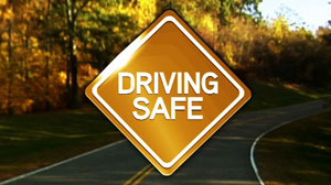 driving safe graphics