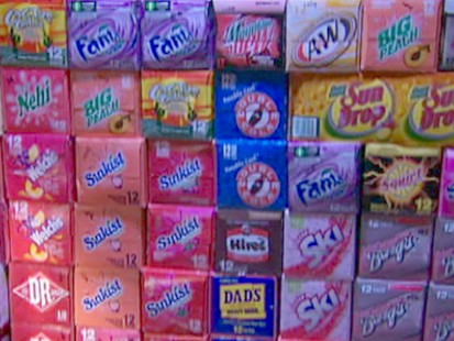 Discontinued Soft Drink Products