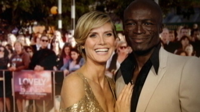 VIDEO: The singer, 49, accused the supermodel, 39, of having a relationship with her bodyguard.