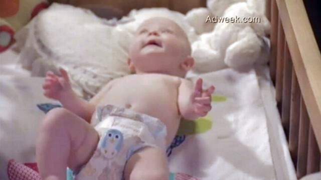 VIDEO: TweetPee device attaches to a diaper and alerts parents if their child has urinated.