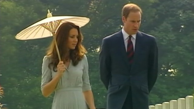 VIDEO: The Royal couple attend event at St. Andrews University, the institution where they met.
