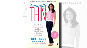 Author Bethenny Frankel shares some tips to living a healthy life the natural way in her book ?Naturally Thin.?