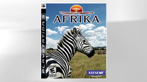 Photo: Video Game: Afrika