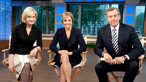 PHOTOOn Sept. 10, the three major networks will donate an hour of commercial-free primetime for a primetime event to raise funds for accelerating cancer research and developing new life-saving therapies.