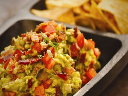 Photo: Bacon and Tomato Guacamole: Try This Tangy Mexican-American Dip for Your Summer Snack!