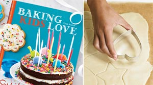 Baking Kids Love