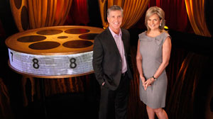 PHOTO Tom Bergeron and Cynthia McFadden host ABC News and People Magazine?s two-hour ?Best in Film? special March 22 at 9/8c on ABC.