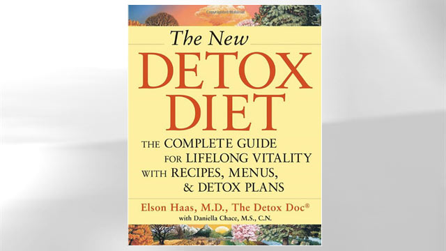 PHOTO: Detox Diet book jacket.
