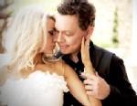 PHOTO:Doug Hutchison and Courtney Stodden wedding photo.