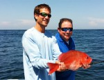 "PHOTO:Emeril Lagasse goes fishing in Destin, Florida for ""Good Morning America."""