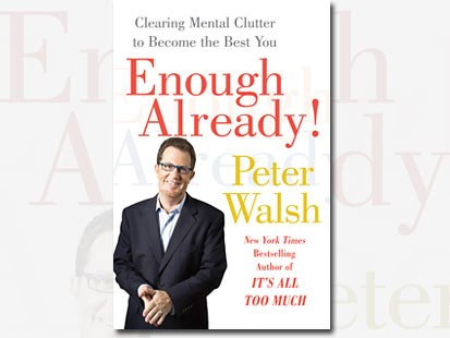 Photo: Book Cover: Enough Already!