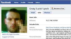 Craig Lazie Lynch