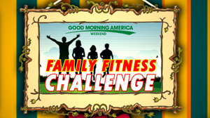 Family Fitness Challenge