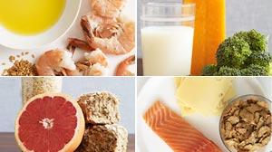 Photo: Fat Fighting Four: Vitamin D, Omega 3, Calcium, Fiber