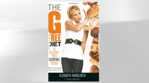 "PHOTO The cover for the book ""The G-Free Diet: A Gluten-Free Survival Guide"" is shown."