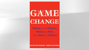 "PHOTO The cover of the book ""Game Change"" by John Heilemann and Mark Halperin is shown."