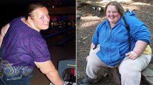 PHOTO: Davis Georgia Davis Is No Longer Britains Fattest Teen
