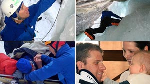 Photo: Ice Climber