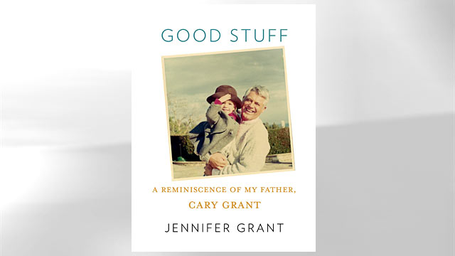 "PHOTO: Jennifer Grant reminisces on her superstar father Cary Grant her new memoir, ""Good Stuff."""