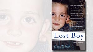 """Photo: """"The Lost Boy,"""" by Brent Jeffs and Maia Szalavitz"""