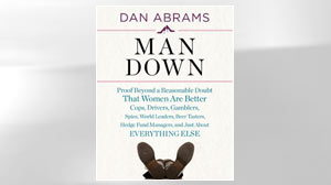"PHOTO The cover for Dan Abrams book ""Man Down"" is shown."