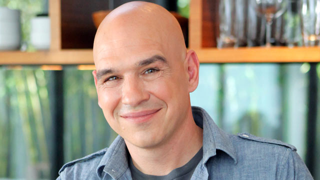 PHOTO: Chef Michael Symon, an Iron chef, restaurant owner, and midwestern native, joins ABCs The Chew.