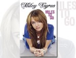Photo: Book Cover: Miles to Go, by Miley Cyrus