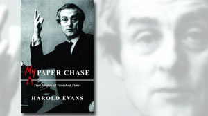 Photo: Book Cover: My Paper Chase: True Stories of Vanished Times