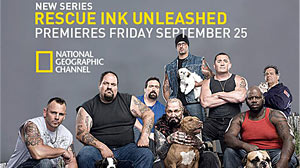 Photo: NatGeos Rescue Ink