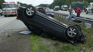 Photo: Rollover accidents kill one person every hour in this country