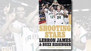 Photo: Book Cover: Shooting Stars by LeBron James and Buzz Bissinger