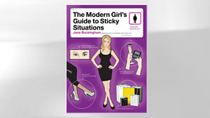 Photo: Book Cover: The Modern Girls Guide to Sticky Situations