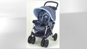 PHOTO The U.S. Consumer Product Safety Commission (CPSC), in cooperation with Graco Children?s Products Inc., of Atlanta, Ga., is announcing the recall of about 2 million Graco strollers due to risk of entrapment and strangulation