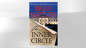 "PHOTO Brad Meltzers ""The Inner Circle"" book cover."